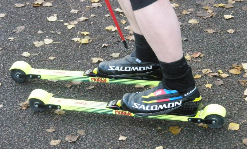 Classic Skis and Boots