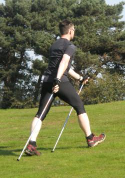 Uphill Power Nordic Walking